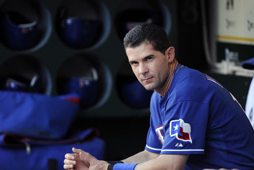 Probably Irrelevant Michael Young Watch: Rockies Out